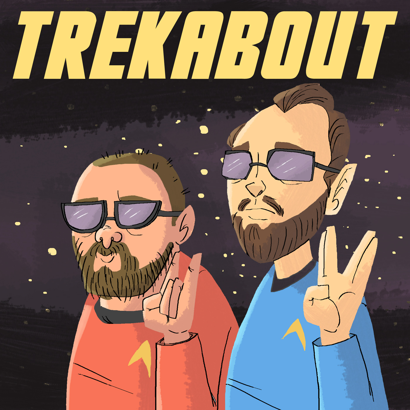 Trekabout Presents